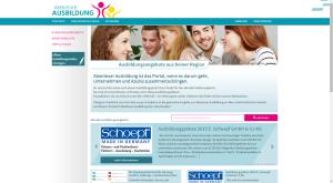Ausbildungsplatz-Börse abenteuerausbildung.de